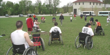 WheelchairBaseball